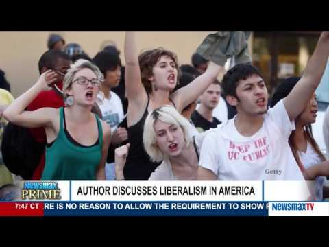 Newsmax Prime | Kim Holmes discusses how liberalism has abandoned open-mindedness