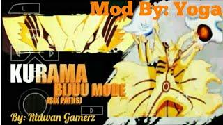 Cara Memasang Mod Game PSP, Naruto Shippuden Ultimate Ninja Impact Mod Storm 4