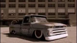 Patina Chevy C10