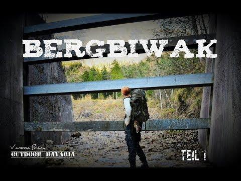 Bergbiwak - Natur und Tourenfilm & echte Abenteuer - Teil 1 - Vanessa Blank - Outdoor Bavara