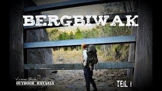 Bergbiwak - Natur und Tourenfilm & echte Abenteuer - Teil 1 - Vanessa Blank - Outdoor Bavaria