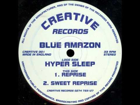 Blue Amazon - Hyper Sleep