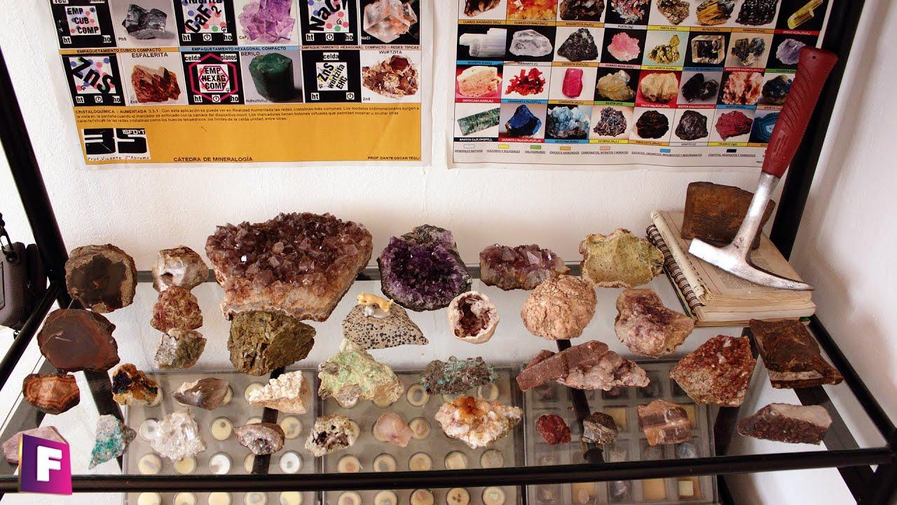Mi Colección De Minerales