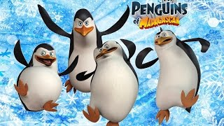 Wii U: Découverte | Les Pingouins de Madagascar