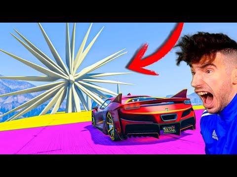 99,999 IMPOSIBLE PASAR POR AQUI CON CAMILO ! GTA V ONLINE
