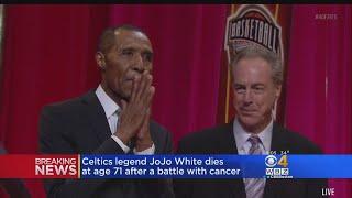 Celtics Legend JoJo White Dies After Battle With Cancer