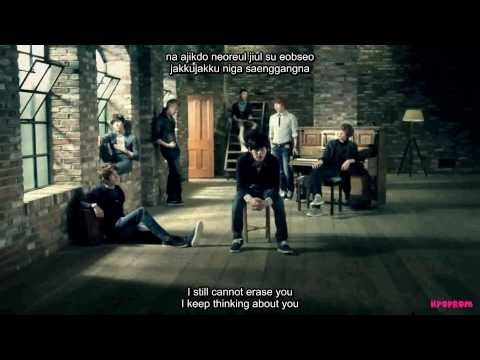 U-KISS - 0330 MV Eng Sub & Romanization Lyrics