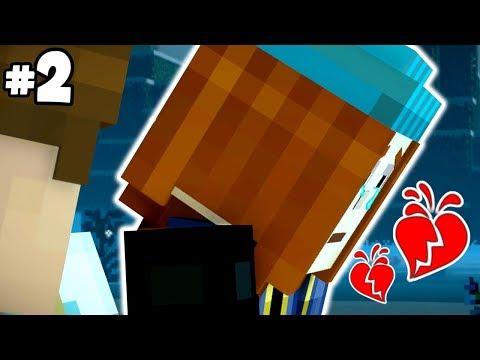 PETRA BREAKS UP WITH JESSE ? - Minecraft Story Mode : Season 2 episode 2 ~#2