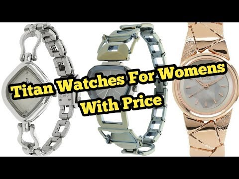 Raga Titan Watches With Price || Titan Silver Watches For Womens || Titan Watches Facets