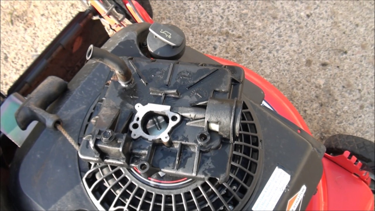 Briggs and Stratton LAWNMOWER PRIMER BULB PROBLEMS  Won't PRIME  WILL NOT  Cold START  HOW TO FIX