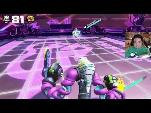 ARMS Gameplay