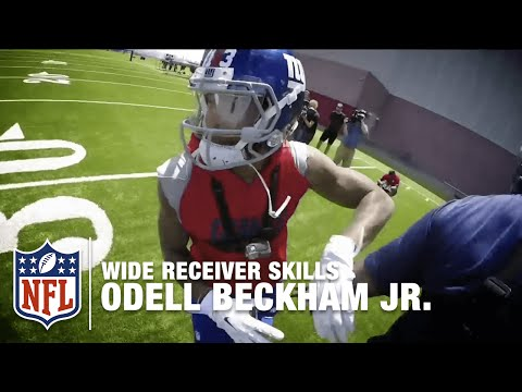 Thumbnail: Odell Beckham Jr. GoPro Footage | How to Make the Perfect Catch | NFL