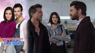 ¡Ramón golpea a Francisco! | Enamorándome de Ramón - Televisa