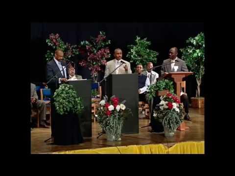 Apostle Gino Jennings - Speaking on Creflo Dollar, Benny Hinn, Louis Farrakhan, & Joel Osteen