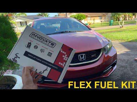 Innovate Flex Fuel Kit for 9th Gen Si