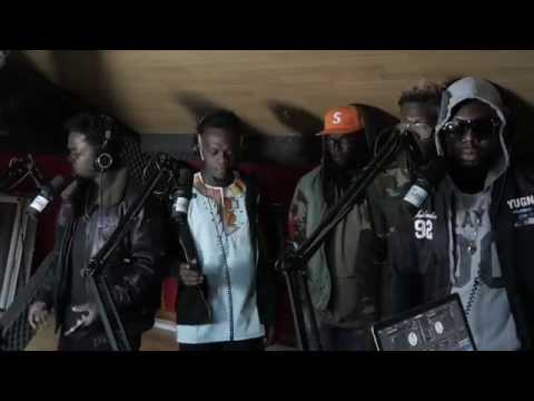 kiff no beat freestyle couvre feu