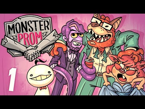 Monster Prom - Part 1 w/ Dodger, Cryaotic, and Octopimp