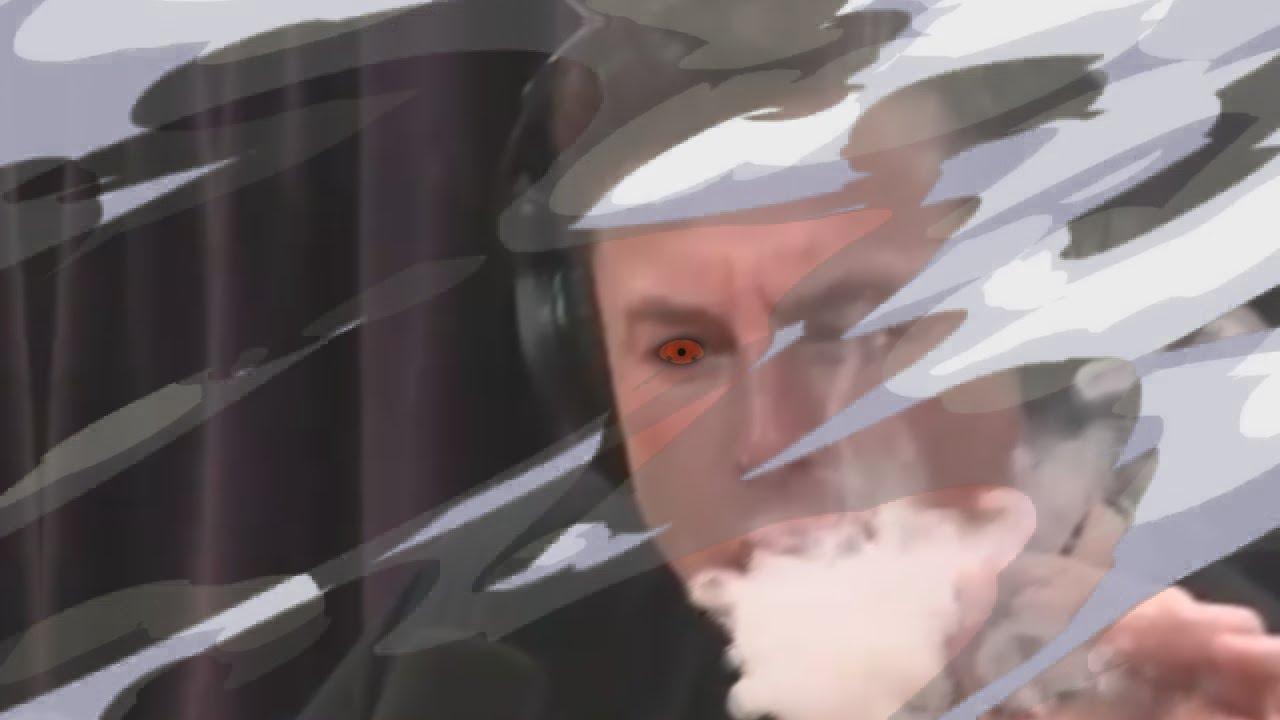 Elon Musk Awakens Sharingan While Smoking Weed In joe rogan Interview