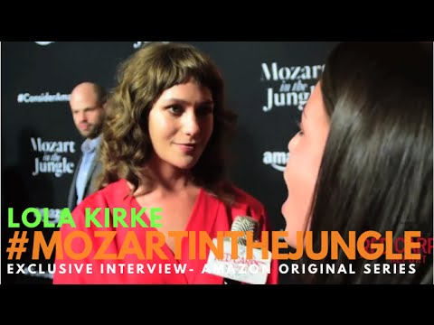 Lola Kirke ed at the Mozart in the Jungle FYCEmmyevent MozartInTheJungle ConsiderAmazon