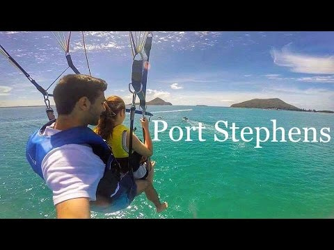 [HD] WE Port Stephens - Australia 2016 | GoPro Hero 4 Silver