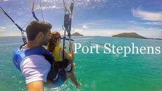 WE Port Stephens - Australia 2016 ( GoPro Hero 4 Silver)