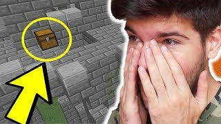 JE RETOURNE SUR LA MAP DE MA TOUTE PREMIERE VIDEO MINECRAFT !
