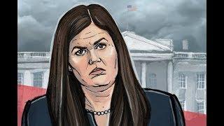 La Secretaria de Prensa Sarah Sanders aprueba llamar