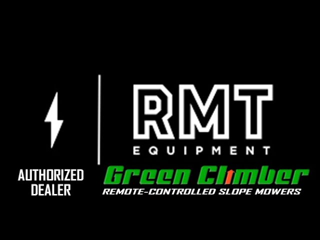 Hitting the Slopes with RMT Equipment and the Green Climber LV600