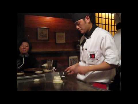 KOBE Japanese Steak And Seafood House In Vancouver