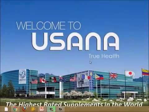 USANA Health & Freedom - Jerome Asico