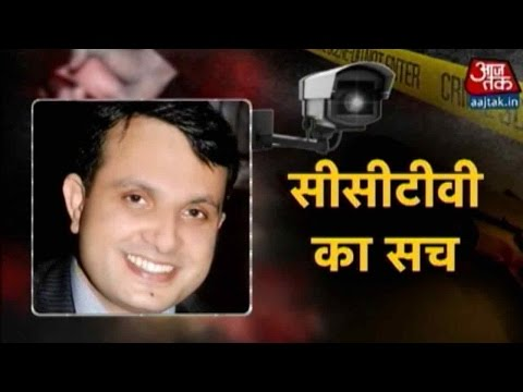 Vardaat: CCTV Footage Of Manoj Vashisht's Encounter