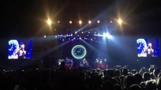 A las nueve - NTVG en el Estadio Malvinas Argentinas 3/12/16