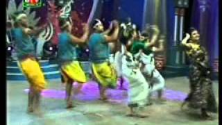 bogra youth choir-aay kakal dhoire [BTV performance-2011]