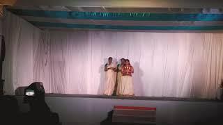 """Kerala Theme Dance """"Shyama Sundara Kera Kedara Bhoomi"""""""