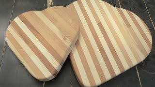 Children's Woodworking: Mother's Day Cutting Boards