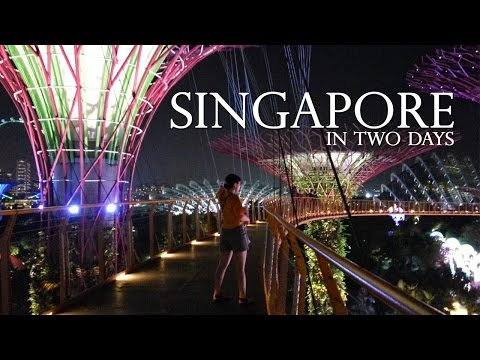Singapore in two days