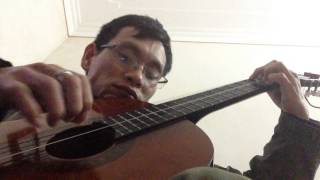 Tình Ca - Hoàng Việt (guitar solo)
