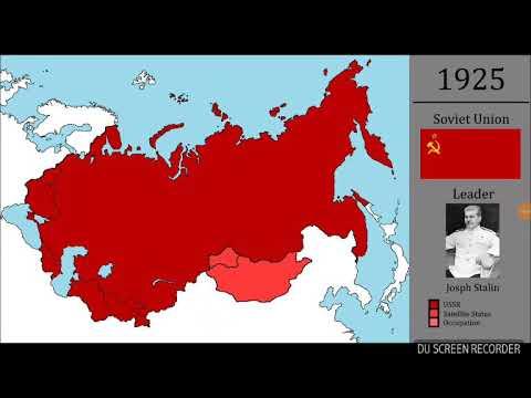 Советский союз  (ссср) 1922 -1991 история!