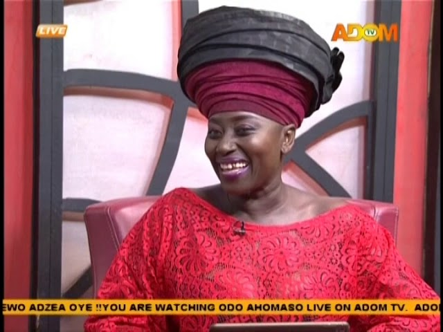 How To Unite With You Partner After A Seperation - Odo Ahomaso on Adom TV (9-11-18)