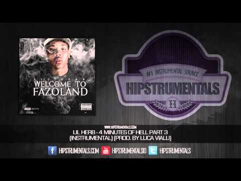 Lil Herb - 4 Minutes of Hell Pt. 3 [Instrumental] (Prod. By Luca Vialli) + DL