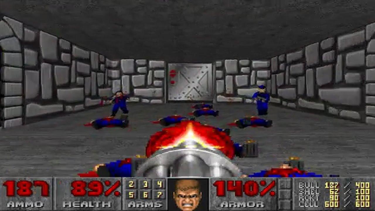Spear Of Destiny Doom 2 Evil Incarnate Cover By Dar