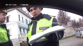 Полицейский беспредел на дорогах