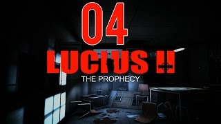 Lucius 2 Walkthrough Part 4 (Gameplay / Playthrough) 1080p
