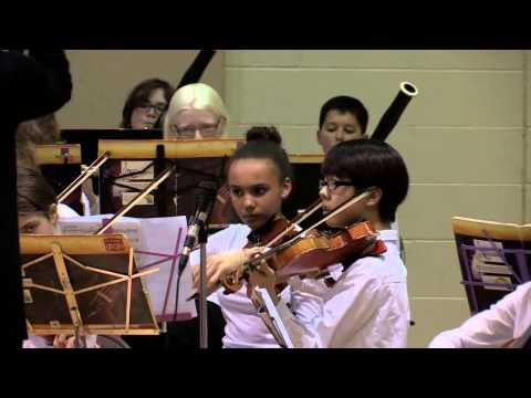 GTCYS Concert with Jenny Lind Elementary School in Minneapolis