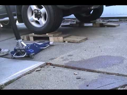 Lift Stand for Car