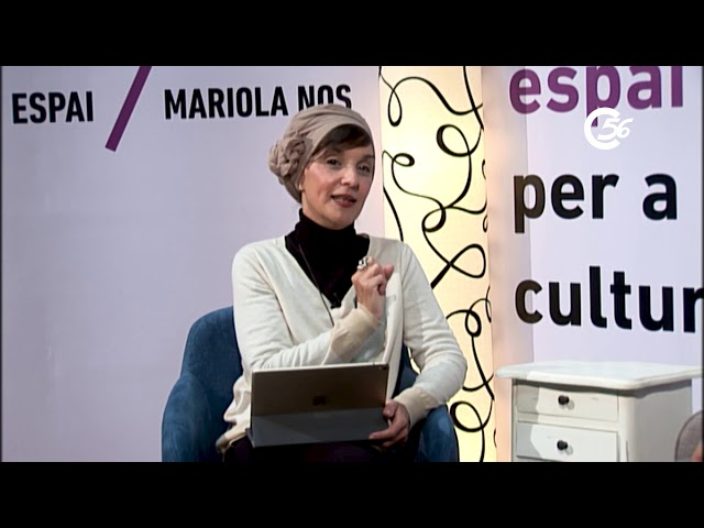 """""""El Nido de los pajarrácos"""" entrevista Mariola Nos"""