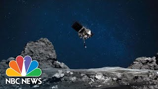 NASA Spacecraft Lands On Asteroid To Collect Sample | NBC News