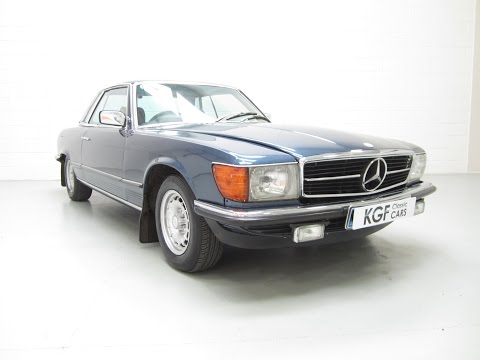 A Superb Example of the Magnificent Mercedes-Benz 280SL, Full Service History File from New - SOLD!