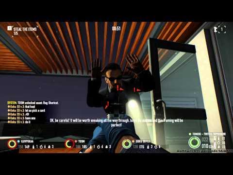 Payday 2 ~ Deathwish Gameplay (8pm PST. GMT-8) - 4 / 5