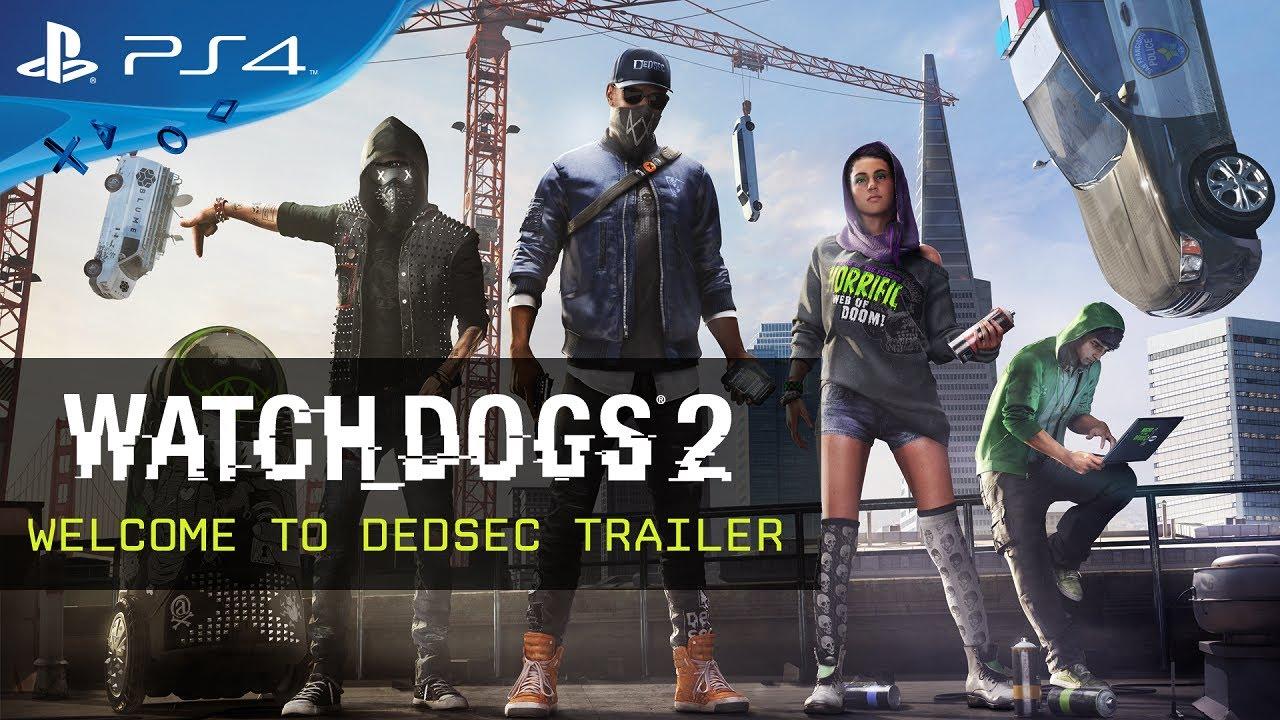 Welcome To DedSec Trailer En ESPAÑOL (Feat